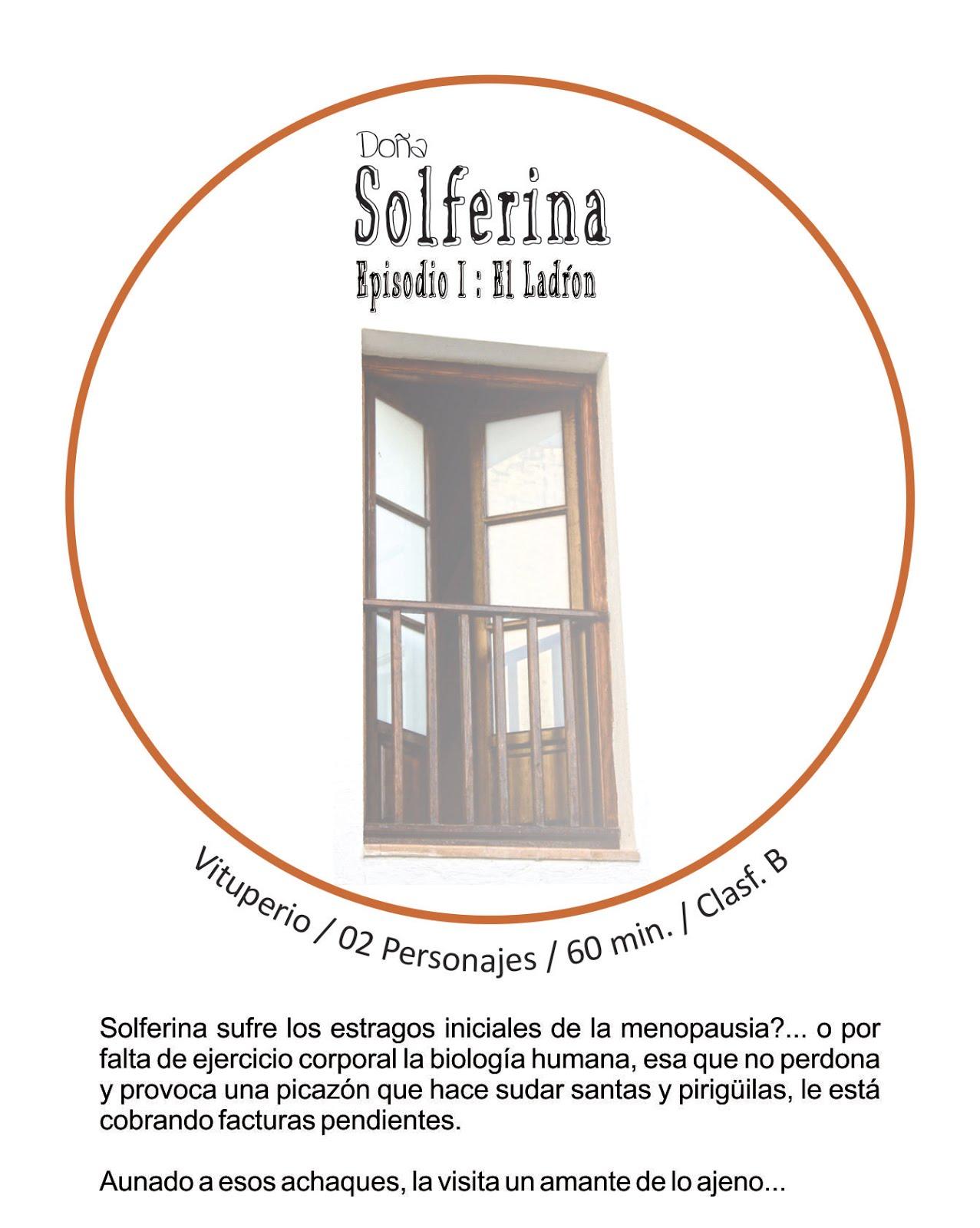 Doña Solferina y el Ladrón