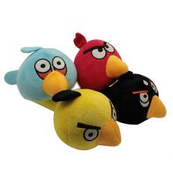 Geartaker holiday sale christmas angry birds enjoy the extra cheer - Angry birds big brother plush ...