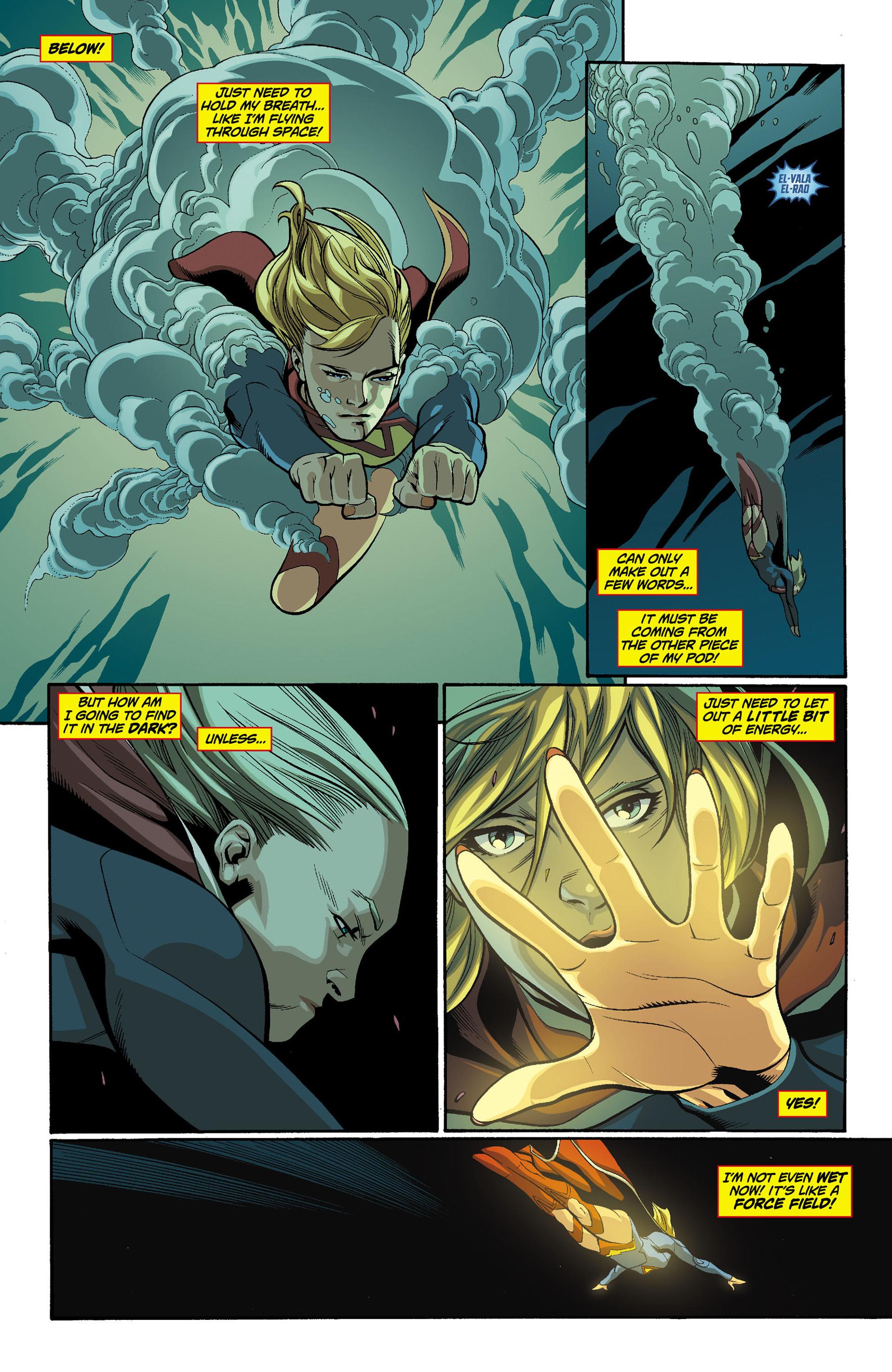 Supergirl (2011) Issue #12 #14 - English 9