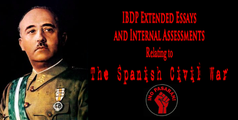 traces of evil essays on the spanish civil war history extended essay