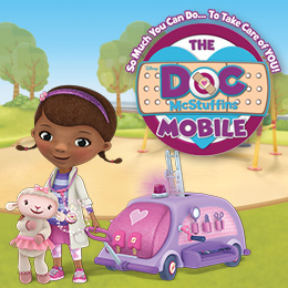 Doc McStuffins, Disney Junior