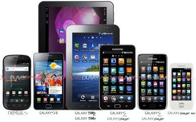 Daftar Harga Samsung Galaxy Bulan Juli 2013