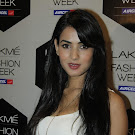 Sonal Chauhan at Lakme Fashion Week 2012  Pics
