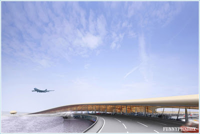 Peking Airport - China 11