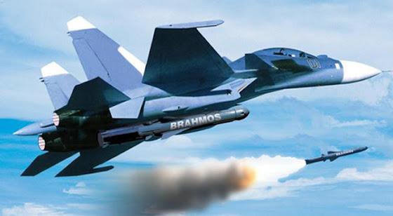 BrahMos air launch