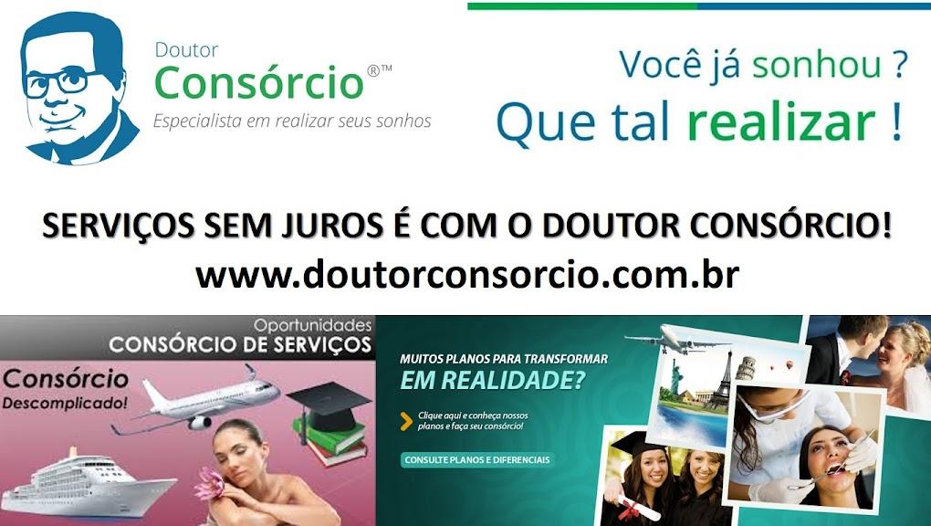 CONSÓRCIO DE SERVIÇOS É COM O DR. CONSÓRCIO
