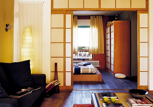 Creative ordinette interni in stile giapponese for Case tradizionali giapponesi