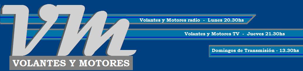 Volantes y Motores