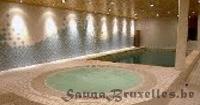 sauna Bruxelles lagon calypso hammam therme