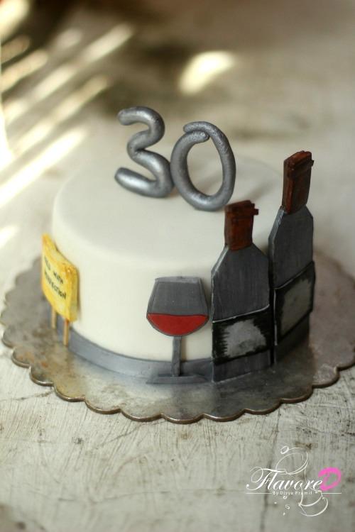 Birthday Cake For A Husband Fondant Birthday Cake For Men