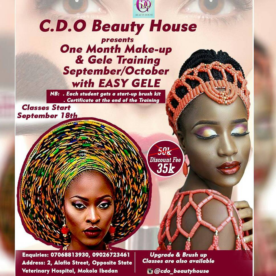 C.D.O Beauty House