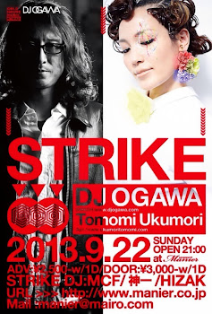NEXT PARTY→9/22 @Kanazawa, MANIER
