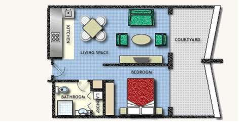 Bedroom Design Layout
