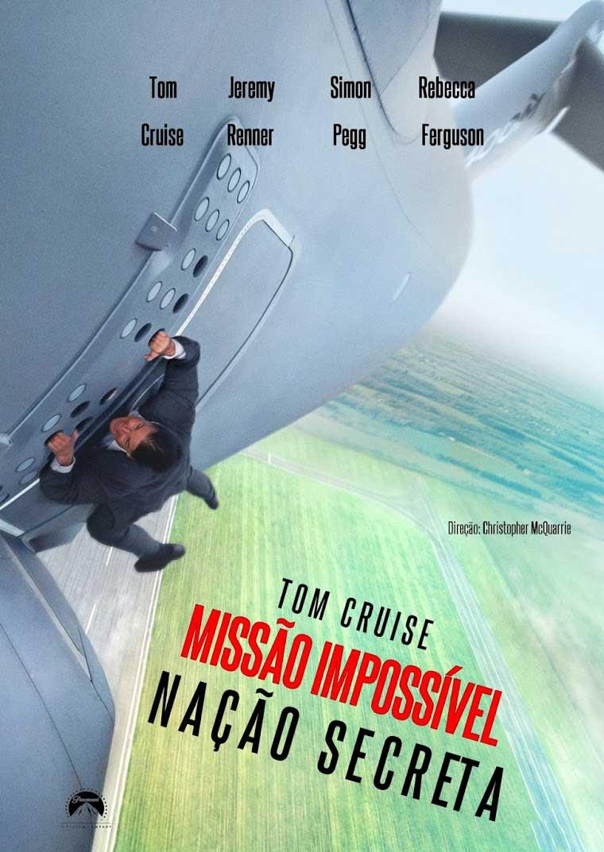 Missão Impossível: Nação Secreta Torrent - HDTV 720p Legendado (2015)