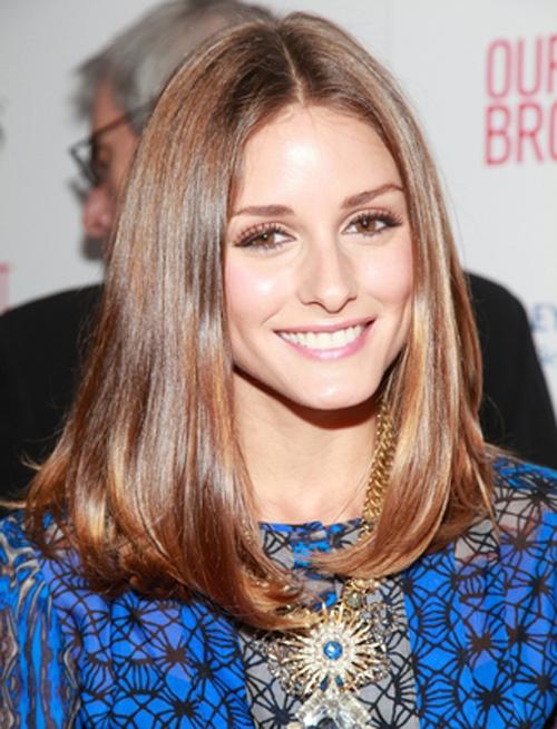 Top 10 Celebrity Medium Hairstyles 7