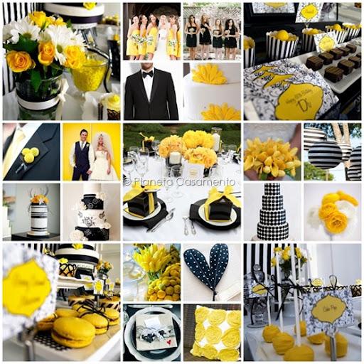 decoracao amarelo branco e preto:Tudo a ver! Tons em amarelo com pitadas de branco para equilibrar