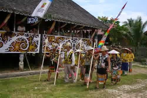 wisata budaya desa pampang