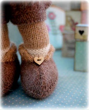 ♥ Bear Boots...
