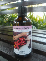 Aromatherapy Massage Oil (100ml)
