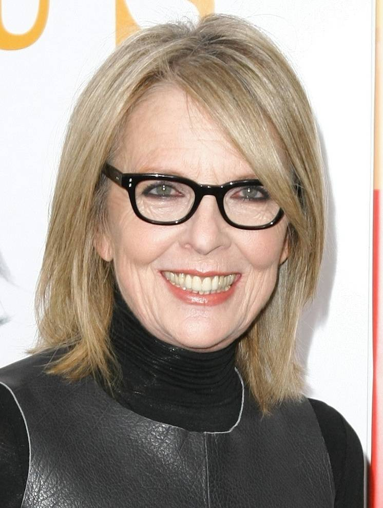 Diane Keaton Haircut