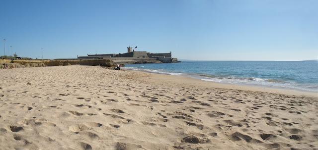 Praia de Carcavelos, Lisboa