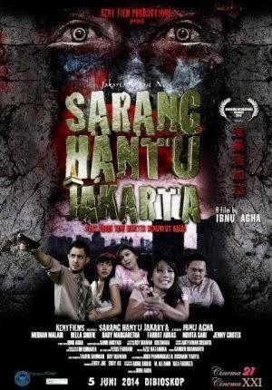 Film Terbaru Sarang Hantu Jakarta Juni 2014