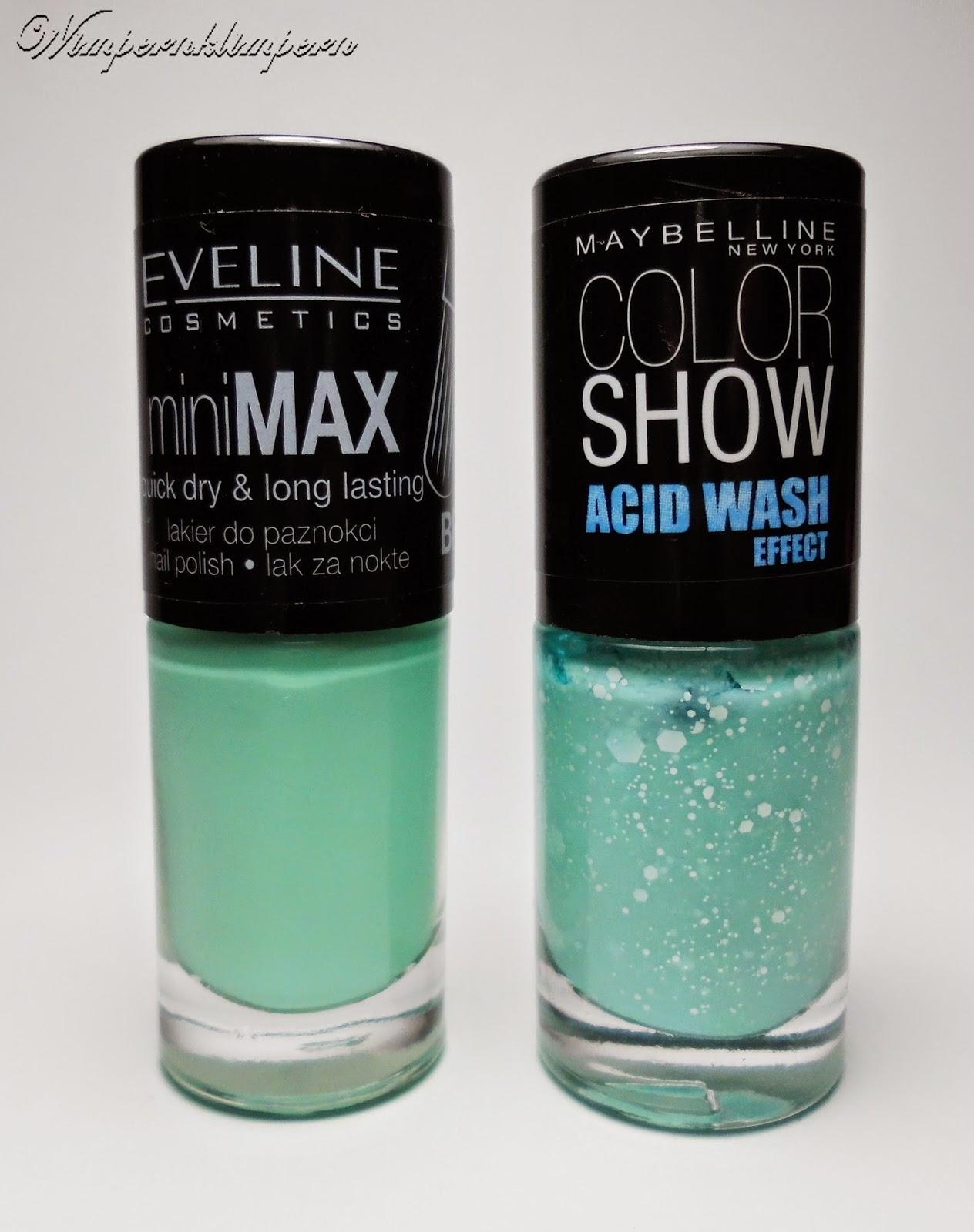 Kosmetik aus dem Ausland Maybelline
