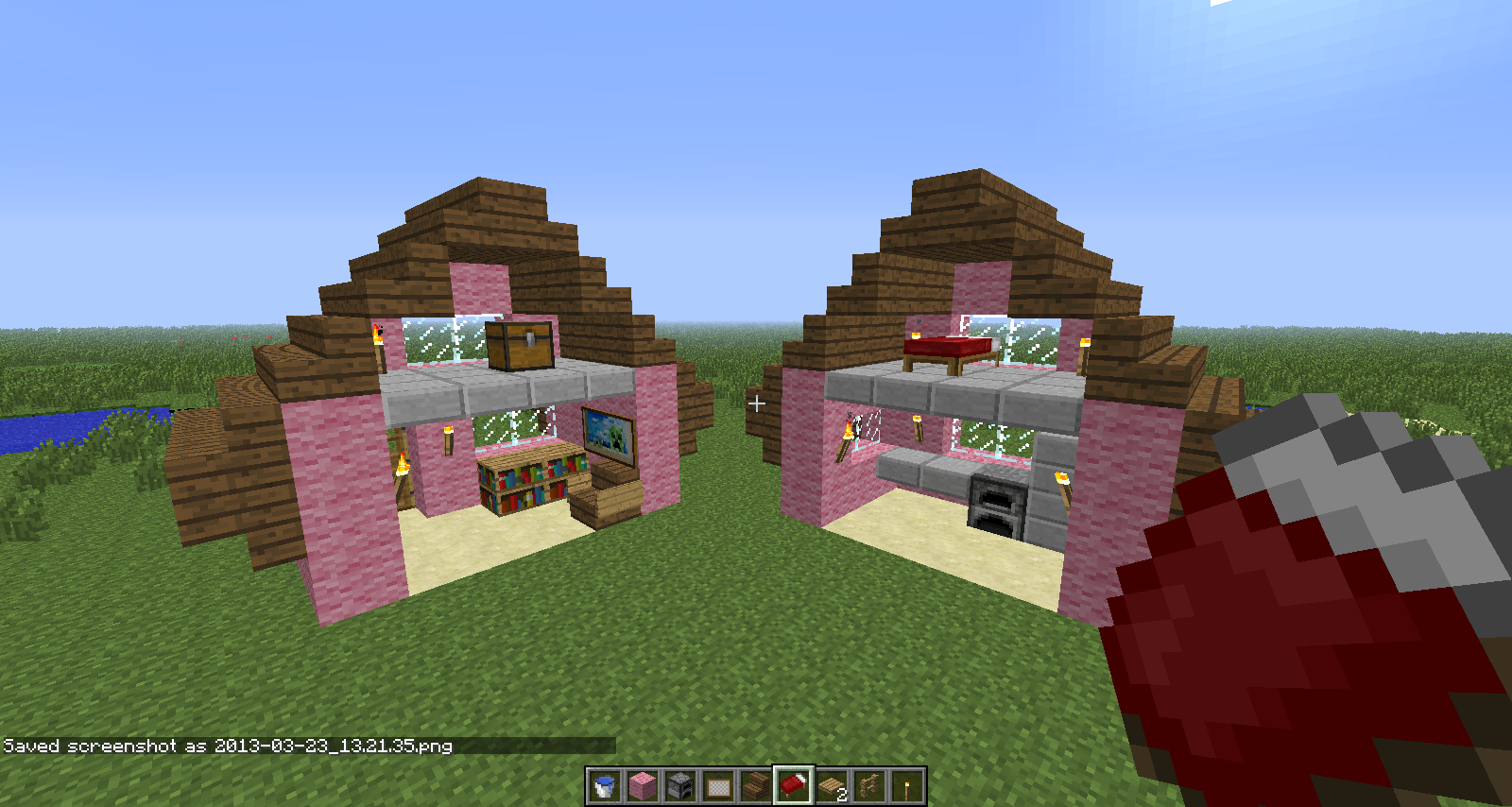 unorthodox minecraft yes this doll house design began in minecraft