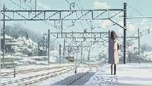 Sfondo invernale 1