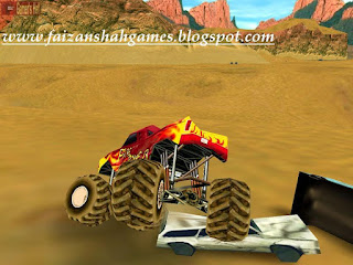 Monster truck fury games wallpapers