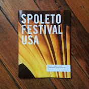 2017 Spoleto Festival USA Ticket Brochure Cover