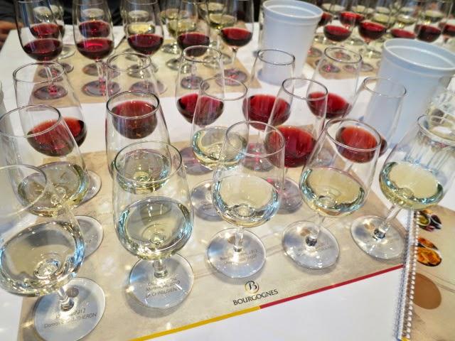 Bourgogne Lineup