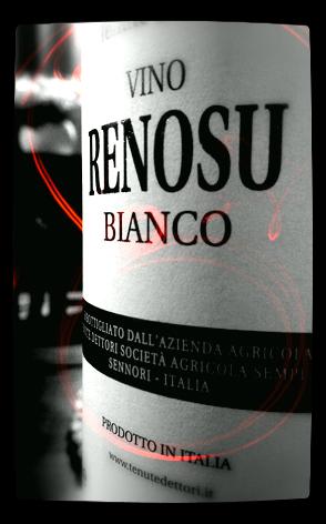 RENOSU BIANCO - Romangia I.G.T. - Tenute Dettori