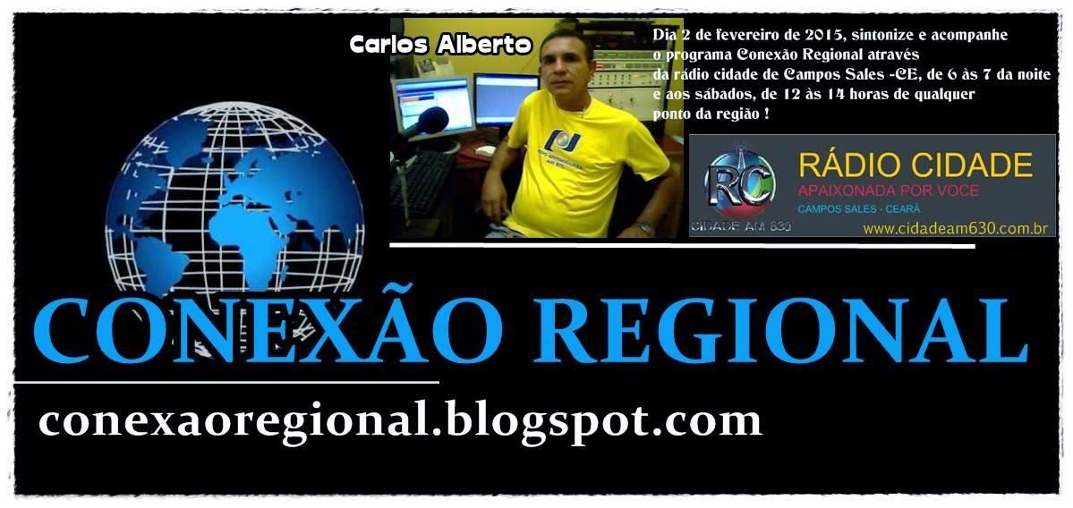 PROGRAMA CONEXÃO REGIONAL