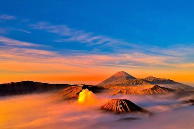 gambar gunung bromo, lanscape bromo