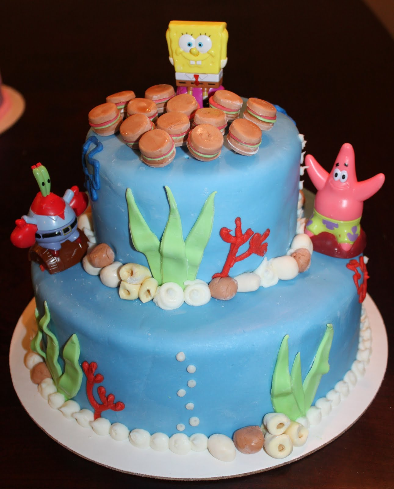 Kroger Cakes http://community.babycenter.com/post/a35128087/custom_cakes_based_on_licensed_characters.