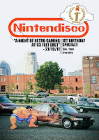 nintendisco, london