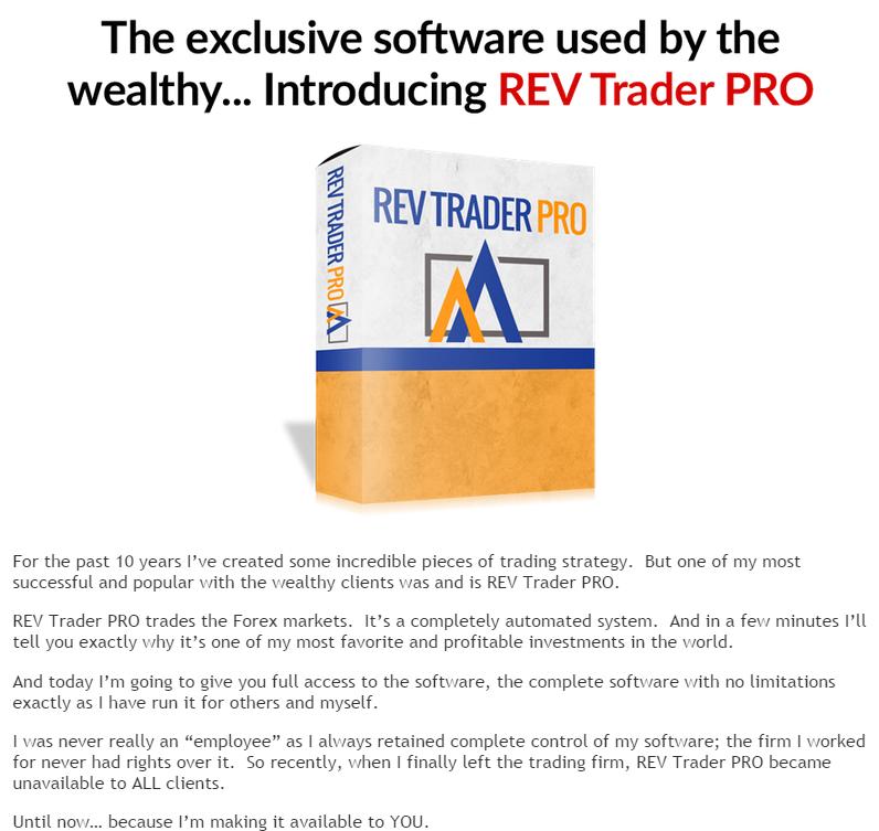 Trader pro system