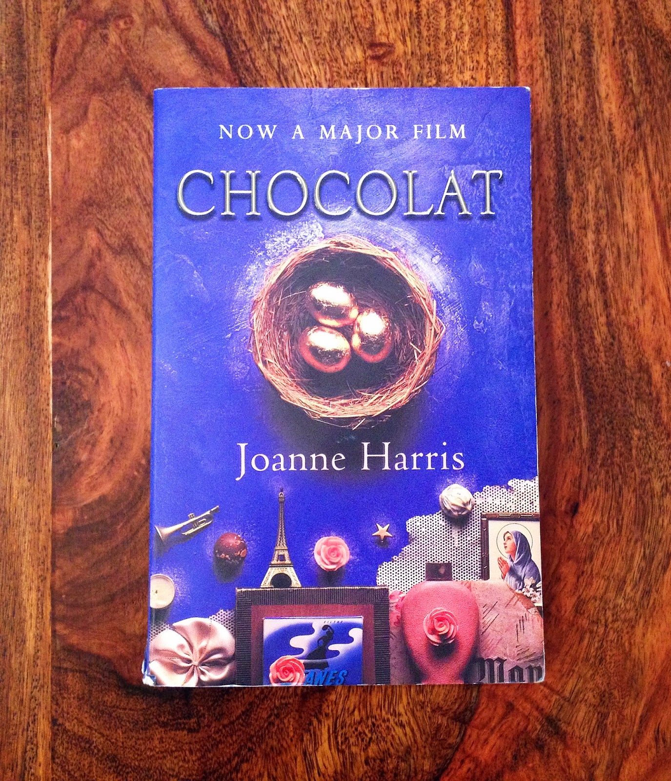 chocolate Joanne harris