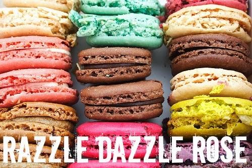 Razzle Dazzle Rose