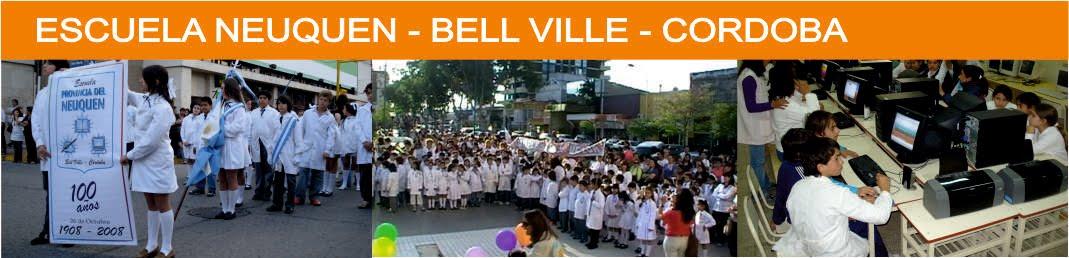 Escuela Neuquen - Bell Ville - Córdoba