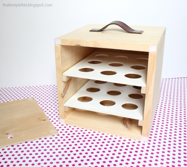 how to make your own cupcake box