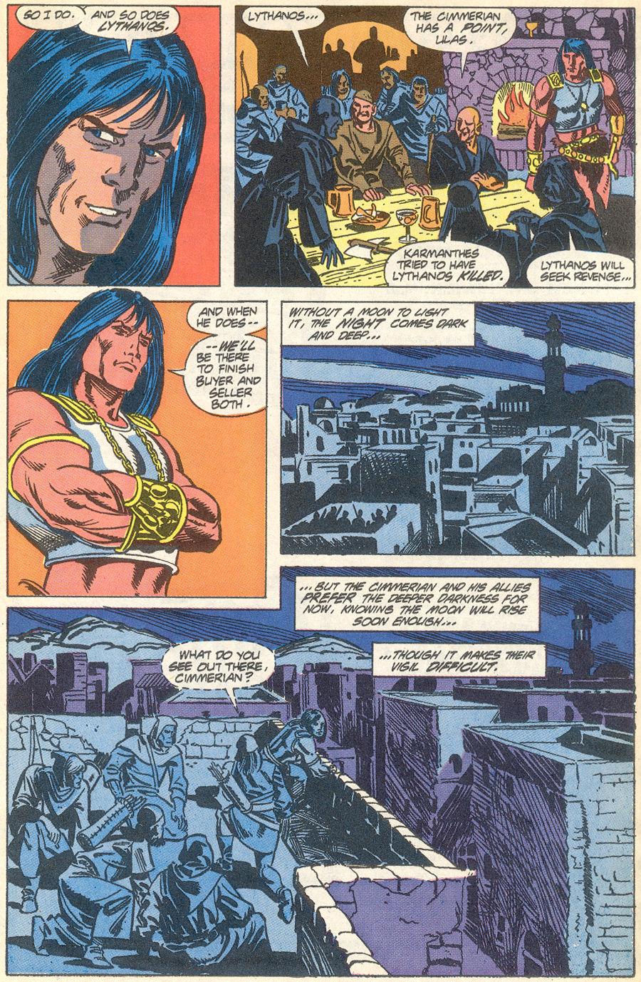 Conan the Barbarian (1970) Issue #231 #243 - English 8
