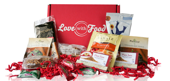 Incredible Subscription Box Deals at DailyCandy! $5 for 3 Months of Love with Food or 2 Months of MistoBox
