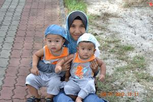Ibu & The Boys