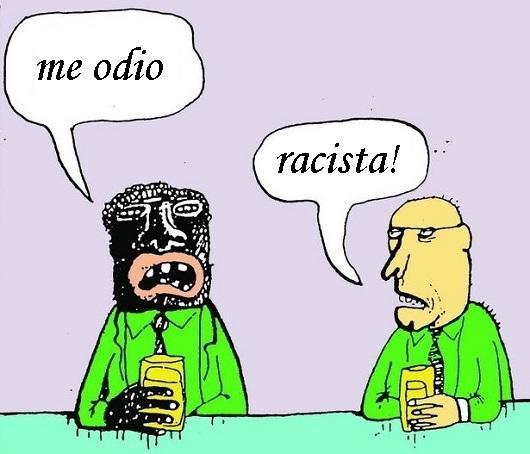 Imágenes graciosas o raras Racista