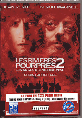 Les Rivieres Pourpres 2 streaming vf