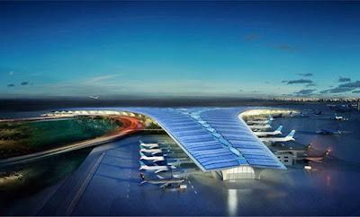 Kuwait New International Airport Images