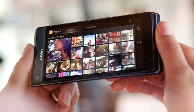 layar sony xperia l Sony Xperia L Spesifikasi, Kelebihan dan Kekurangan