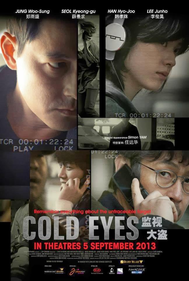 Truy lùng siêu trộm - Cold Eyes